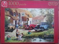 1000 piece jig saw puzzles