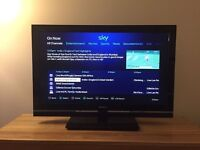 Sony Bravia LCD with freeview