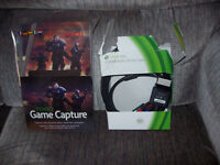 Roxio Game Capture Card- Xbox 360 and PS3, Xbox 360 Component HD AV Cable