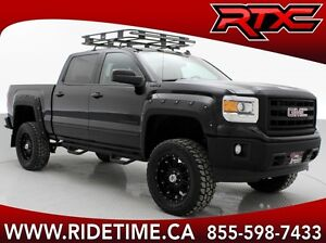 Lifted 2014 GMC Sierra 1500 SLE - Leather, BDS Suspension, New T