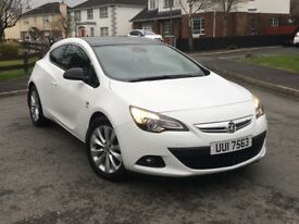 Vauxhall Astra GTC - 2014 - with extras