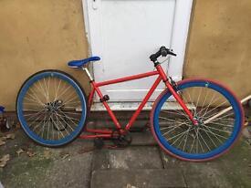 No Logo Back wheel to fix 40£