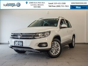 2015 Volkswagen Tiguan Special Edition+NAVI+BACK UP CAM+AWD