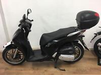 Honda SH 125 ABS facelift model / Bargain
