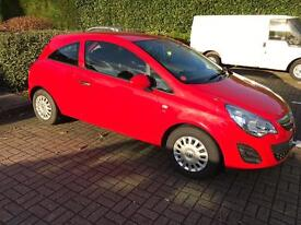 Vauxhall Corsa EcoFlex 1.0 only 1 lady owner from new FSH