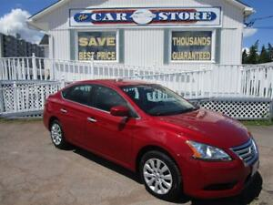 2014 Nissan Sentra 1.8 SV BLUETOOTH CRUISE AIR LOW KMS