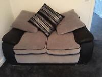 SCS 2 seater sofa