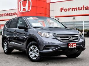 2012 Honda CR-V LX- Take advantage of the new 2.99% over 60 mths