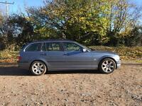 BMW 330d Touring Manual SE 100k