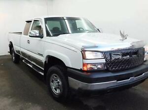 2007 Chevrolet Silverado 2500HD Classic None