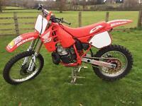 Honda cr250 R 1989 evo