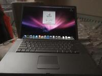 Apple Powerbook G4 15 inch 80gb drive 1.5 ghz cpu
