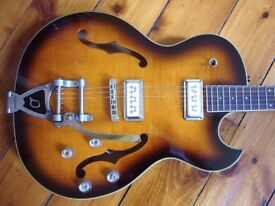 DeArmond Starfire Special (by Guild) semi acoustic guitar for sale