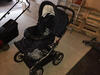 Baby stroller/ pram chassis