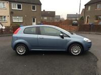 PUNTO 1.3 DIESEL•ONLY 52000 MILES•£30 ROAD TAX!** ( diesel Clio polo golf Astra focus Corsa Fiesta)