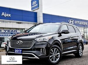 2017 Hyundai Santa Fe XL Luxury | Navigation | Panoramic Roof