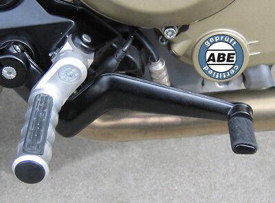 MFW verstellbare Vario Fußrasten BMW R 1200 GS ab 2013- Fahrer/Sozius gebraucht kaufen  Reute