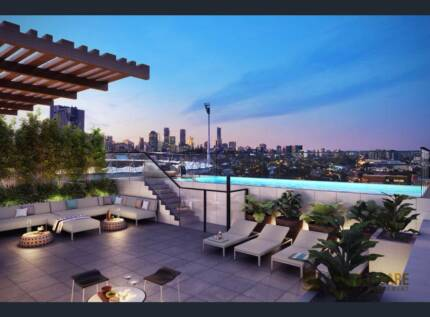 Brand Apartment for Rent at East Brisbane