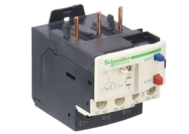 Schneider Electric Overload Relay, 1.60 to 2.50A, 3P, Class 10