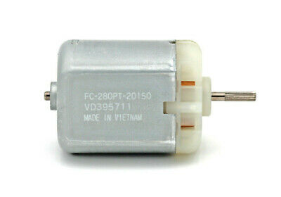 Mabuchi Fc-280pt-20150 Car Door Lock Actuator Repair Motor 12v Dc 11800 Rpm