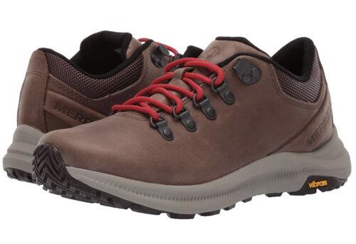 Merrell Ontario Waterproof Vibram Low Cut Hiking Shoe Brown