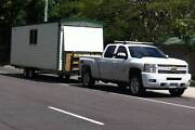 Mobile Cabin Caravan Hire on your property Somersby Gosford Area Preview