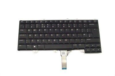 Genuine Original DELL Alienware 15 R4 UK Keyboard BACKLIT with £ Key K4P1K