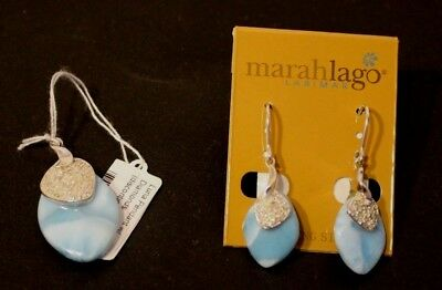 Marahlago Luna Earrings $779, Pendant $779 New W/ Tags Retired Plus More for sale  Eatontown