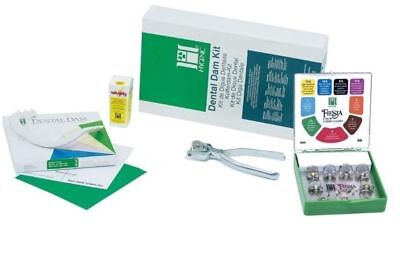 Dental Coltene Hygenic Dental Dam Complete Kit..free Ship
