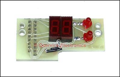 Tektronix 670-3314-00 Display Board For Pg506 Calibration Generators