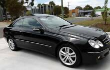 2007 Mercedes-Benz CLK200K Coupe Caulfield South Glen Eira Area Preview