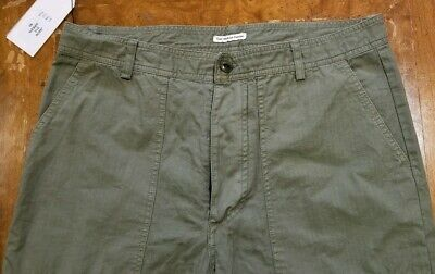 NWT EAST HARBOUR SURPLUS ARMY PANTS VINTAGE LOOK 34 RRL KAPITAL
