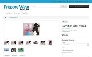 Website | Online retail store - niche product Mareeba Tablelands Preview