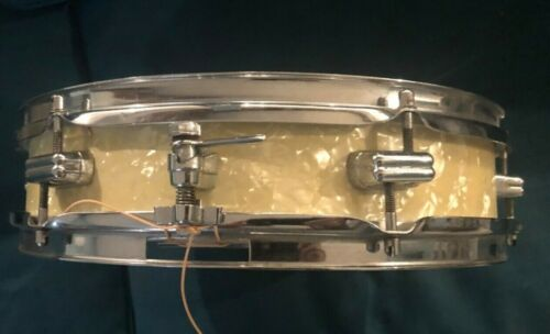 "Vintage Premier Olympic Wmp rare  Piccolo Snare Drum 3.5"" X 14"" lower price!!"