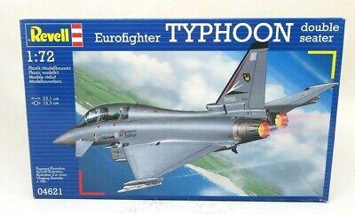 Revell EUROFIGHTER TYPHOON 1/72 Scale Plastic Model Kit 04621