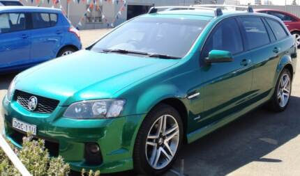 2011 Holden Commodore Wagon