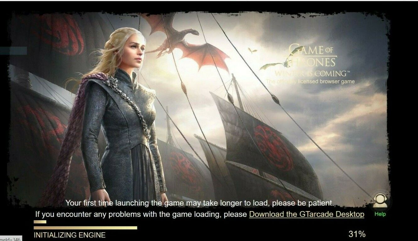 Game of Thrones (inklusive League of Angels 2 Account ) MMO Browsergame