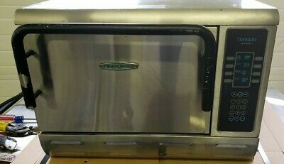 2009 Turbochef Tornado Convectionmicrowave Rapid Cook Oven
