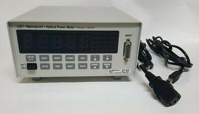 Newport Optical Power Meter 1830-r