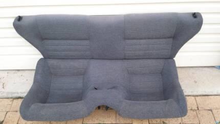 Nissan Z32 300ZX Seats original Grey Tweed Calamvale Brisbane South West Preview