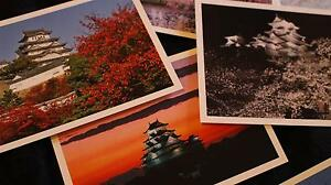 HIMEJI-CASTLE-POST-CARDS-from-HYOGO-JAPAN