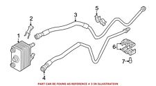 For BMW Genuine Automatic Transmission Oil Cooler Hose