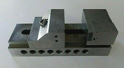 Precision Grinding Toolmakers Machinist Vise 2.27 W X 1.875 H X 5.79 L