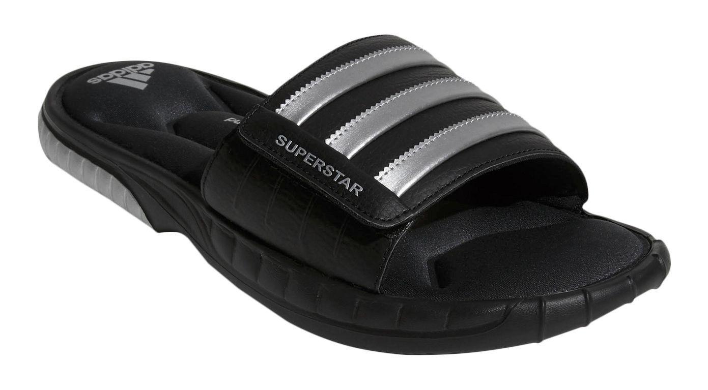 1d0a9af0d discount adidas superstar 5g slides black adidas canada 6d1b8 bbe76  italy adidas  mens superstar 3g slide sandal 9 ebay 23551 10d7c
