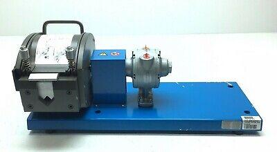 New Watson Marlow 701br Pump Head W Gast 4am-frv-13h Pneumatic Motor