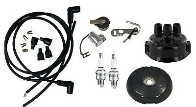 Ignition Tune Up Kit John Deere 520 530 620 630 720 730 Usa Made Copper Wires