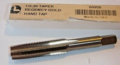 1//2-20 GH3 SPIRAL FLUTE BOTTOM TAP MADE IN USA