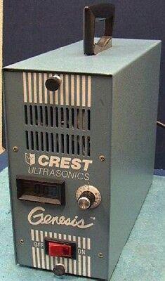 Crest Genesis 4g-250-3-pw 250w Ultrasonic Generator Lcd
