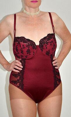 Vintage Silky Grattan Body - Size M