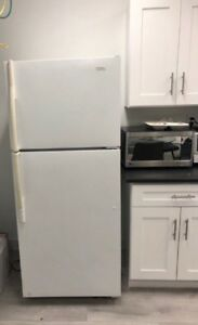 Maytag refrigerator good work condition delivery available